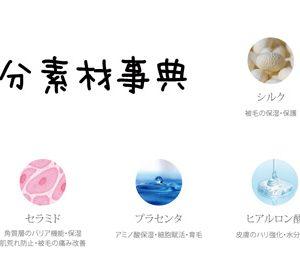 化粧品原料素材