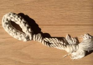 犬用ロープの写真です。